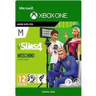 The Sims 4: Moschino Stuff Pack - Xbox Digital