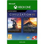 Sid Meier's Civilization VI: Expansion Bundle - Xbox Digital