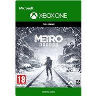Metro Exodus - Xbox Digital - Hra na konzoli