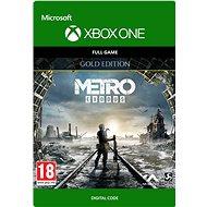 Metro Exodus: Gold Edition - Xbox Digital - Hra na konzoli