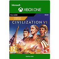 Sid Meier's Civilization VI (Předobjednávka) - Xbox One Digital - Hra pro konzoli