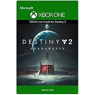 Destiny 2: Shadowkeep Expansion - Xbox One Digital - Hra pro konzoli