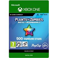 Plants vs Zombies: Battle for Neighborville: 500 Rainbow Stars - Xbox One Digital - Hra pro konzoli