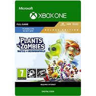 Plants vs. Zombies: Battle for Neighborville: Deluxe Edition - Xbox One Digital - Hra pro konzoli