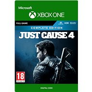 Just Cause 4: Complete Edition - Xbox One Digital - Hra pro konzoli