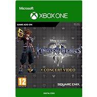 Kingdom Hearts III: Re Mind + Concert Video - Xbox Digital