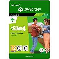 The Sims 4: Tiny Living Stuff - Xbox One Digital - Herní doplněk