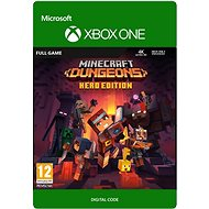 Minecraft Dungeons: Hero Edition Xbox One Digital - Hra pro konzoli
