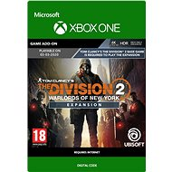 Tom Clancy's The Division 2: Warlords of New York Expansion (Předobjednávka) - Xbox One Digital