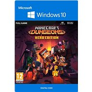 Minecraft Dungeons: Hero Edition - Windows 10 Digital - Hra pro PC