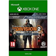 Tom Clancy's The Division 2: Warlords of New York Expansion - Xbox One Digital