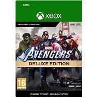Marvels Avengers Deluxe Edition - Xbox Digital - Hra na konzoli