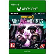 Borderlands 3: Guns, Love, and Tentacles - Xbox Digital - Herní doplněk