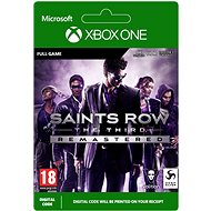 Saints Row: The Third - Remastered - Xbox One Digital