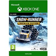SnowRunner - Premium Edition - Xbox One Digital