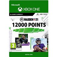 Madden NFL 21: 12000 Madden Points - Xbox Digital
