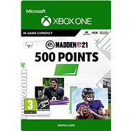 Madden NFL 21: 500 Madden Points - Xbox Digital