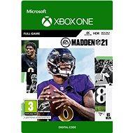 Madden NFL 21 Standard Edition - Xbox Digital