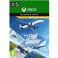 Microsoft Flight Simulator - Premium Deluxe Edition - Windows 10 Digital - Hra na PC