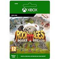 Rock of Ages 3: Make & Break - Xbox One Digital