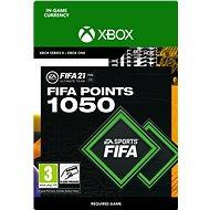 FIFA 21 ULTIMATE TEAM 1050 POINTS - Xbox Digital - Herní doplněk
