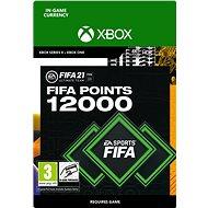 FIFA 21 ULTIMATE TEAM 12000 POINTS - Xbox Digital - Herní doplněk