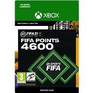 FIFA 21 ULTIMATE TEAM 4600 POINTS - Xbox Digital - Herní doplněk