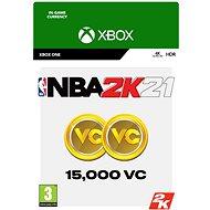 NBA 2K21: 15,000 VC - Xbox One Digital - Herní doplněk