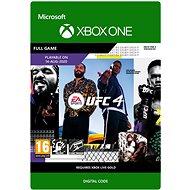 UFC 4 (Předobjednávka) - Xbox One Digital