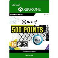 UFC 4: 500 UFC Points - Xbox One Digital