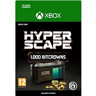 Hyper Scape Virtual Currency: 1000 Bitcrowns Pack - Xbox One Digital