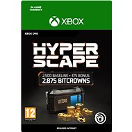Hyper Scape Virtual Currency: 2875 Bitcrowns Pack