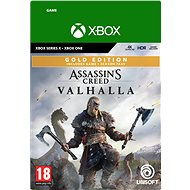 Assassins Creed Valhalla: Gold Edition - Xbox Digital - Hra na konzoli