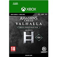 Assassins Creed Valhalla: 500 Helix Credits Pack - Xbox Digital - Herní doplněk