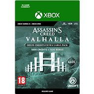 Assassins Creed Valhalla: 6600 Helix Credits Pack - Xbox Digital - Herní doplněk
