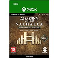 Assassins Creed Valhalla: 4200 Helix Credits Pack - Xbox Digital - Herní doplněk