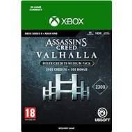 Assassins Creed Valhalla: 2300 Helix Credits Pack - Xbox Digital - Herní doplněk