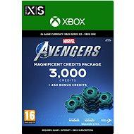 Marvels Avengers: 3,450 Credits Package - Xbox Digital - Herní doplněk