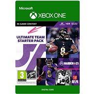 Madden NFL 21: MUT Starter Pack - Xbox One Digital