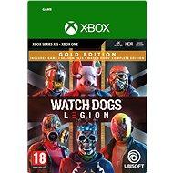Watch Dogs Legion Gold Edition - Xbox Digital - Hra na konzoli