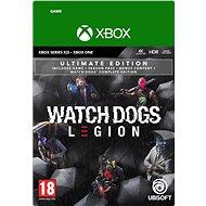 Watch Dogs Legion Ultimate Edition - Xbox Digital - Hra na konzoli