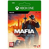 Mafia Definitive Edition - Xbox Digital - Hra na konzoli