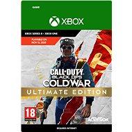 Call of Duty: Black Ops Cold War - Ultimate Edition (Předobjednávka) - Xbox Digital - Hra na konzoli