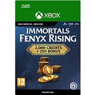 Immortals: Fenyx Rising - Large Credits Pack (2250) - Xbox Digital - Herní doplněk