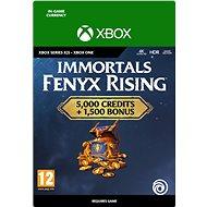 Immortals: Fenyx Rising - Overflowing Credits Pack (6500) - Xbox Digital - Herní doplněk