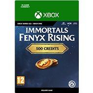 Immortals: Fenyx Rising - Small Credits Pack (500) - Xbox Digital - Herní doplněk