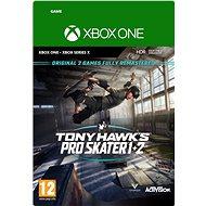 Tony Hawks Pro Skater 1 + 2 - Xbox One Digital - Hra na konzoli