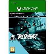 Tony Hawks Pro Skater 1 + 2 - Deluxe Edition - Xbox One Digital - Hra na konzoli