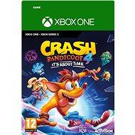 Crash Bandicoot 4: Its About Time - Xbox One Digital - Hra na konzoli