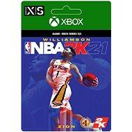 NBA 2K21 - Xbox Series Digital - Hra na konzoli